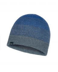 Шапка Buff KNITTED & POLAR HAT KLAES GREY (US:one size)