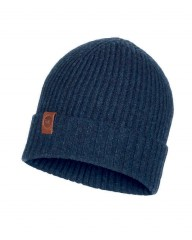 Шапка Buff KNITTED HAT BIORN DARK DENIM (US:one size)